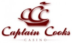 captaincookscasin 250x149 Casino Bonuses