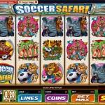 Soccer Safari Pokies