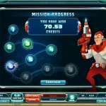 Max Damage & the Alien Attack Pokies Online Game