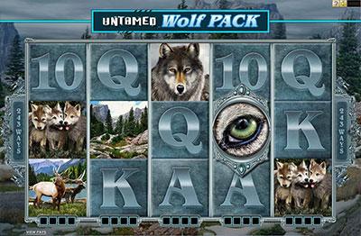 Wolf Pack Slot Machine