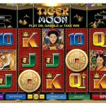 Casino Pokies - Tiger Moon