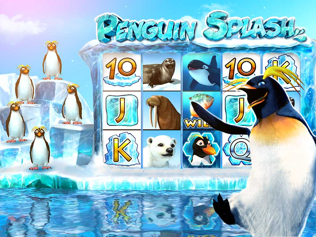 Penguin Casino Games