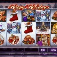Happy Holidays Pokies Online