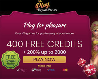 Play at Royal Vegas